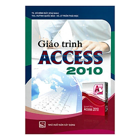 Giáo Trình Access 2010