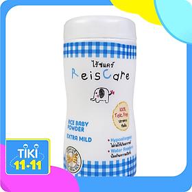 Phấn Rôm Tinh Bột Gạo Hương Dịu Nhẹ ReisCare Extra Mild (50g)