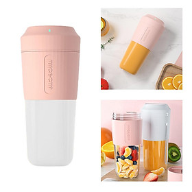 Portable Blender, Personal Size Blender Shakes and Smoothies Mini Juicer Cup Electric USB Rechargeable