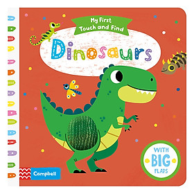 Dinosaurs - My First Touch and Find