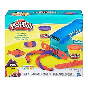 Bộ Đồ Chơi Đất Nặn Nhà Máy Vui Vẻ Cơ Bản - Play-Doh B5554