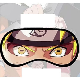 Bịt mắt ngủ anime Naruto Sasuke chibi