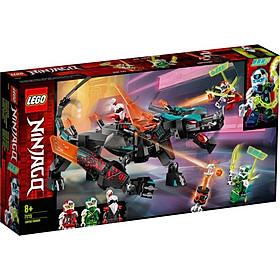 Mô hình đồ chơi lắp ráp LEGO NINJAGO  Đế Chế Rồng 71713 ( 286 chi tiết )