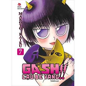 Gash - Cậu Bé Vàng!! Tập 7