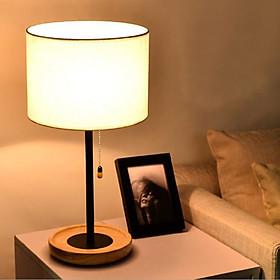 Đèn ngủ để bàn phong cách VINTAGE hiện đại - có kèm bóng Led
