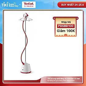 Bàn ủi hơi nước đứng Tefal IT2440E0 - 1800W - Phun hơi nước liên tục - Ngăn chứa nước có thể tháo rời - Hàng chính hãng