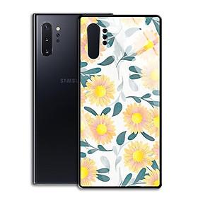 Ốp Lưng Kính Cường Lực cho điện thoại Samsung Galaxy Note 10 Plus - 0366 7815 CUCHOAMI07 - Cúc Họa Mi - Hàng Chính Hãng
