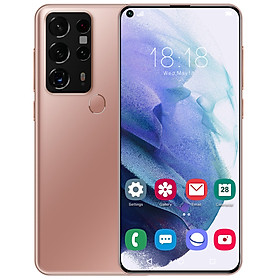 S25Ultra mobile phone 7.2 inch Full HD Screen 12GB RAM 512GB ROM Android 10.0 Bluetooth GPS Smartphone Cellphone Handphone