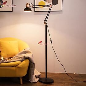 Đèn cây đứng đọc sách Củ Mạ Đồng kèm bóng led 3W Asia , Đèn Cây, Đèn Trang Trí Phòng Khách Giá Tốt ML821RS