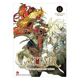 Altair - Cánh Đại Bàng Kiêu Hãnh – Tập 11