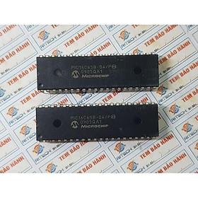 PIC16C65B-04/P Microchip Mikrocontroller 4Kx14 OTP 33I/O 4MHz DIP-40 hàng chính hãng