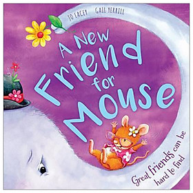 A New Friend For Mouse