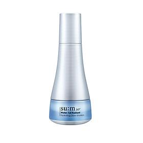 Sữa dưỡng trắng cấp ẩm tăng độ đàn hồi Su:m37 Water-full Radiant Hydrating Glow Emulsion 120ml