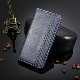 Bao da dạng ví, nam châm dành cho Samsung Galaxy S8 Plus Luxury Leather Case - Hàng nhập khẩu