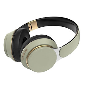 Wired / Wireless Bluetooth Noise Canceling Headphones Earphone Foldable with Mic for PC TV
