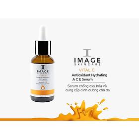 Tinh Chất Dưỡng Sáng Và Phục Hồi Da - Image Vital C Hydrating ACE Serum 30ml