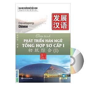 Giáo Trình Phát Triển Hán Ngữ Tổng Hợp Sơ Cấp 1 + DVD tài liệu quà tặng