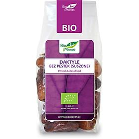 Chà là hữu cơ tách hạt Bio Planet organic pitted dates