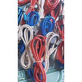 Cáp sạc samsung dây dù chống đứt 1.8m