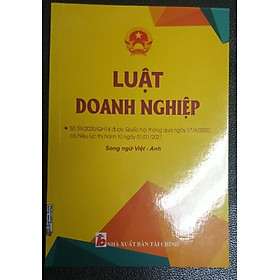 Luật Doanh Nghiệp Song Ngữ Việt-Anh