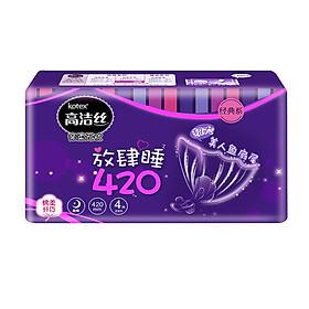 Băng Vệ Sinh Kotex Ban Đêm (420mm*4)