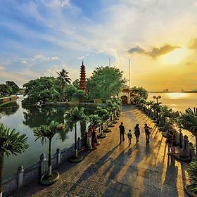 Tour 4N3Đ Hà Nội - Ninh Bình - Hạ Long - Yên Tử, Khởi Hành Thứ 5 Hàng Tuần, Có Đón Sân Bay Nội Bài