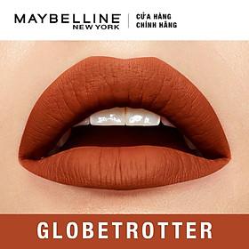 Son Kem Lì Maybelline Super Stay Matte Ink 5ml - Màu 135 Globetrotter-2