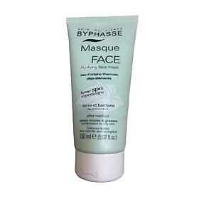 Mặt nạ làm sạch và ngăn ngừa dành cho da dầu màu xanh 150ml