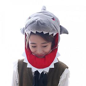 Mũ Giữ Ấm Hình Cá Mập