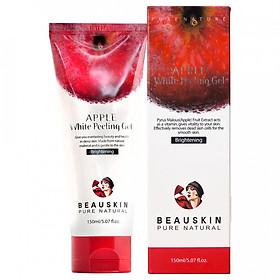 Kem tẩy da chết mặt và toàn thân chiết xuất táo đỏ Apple White Peeling Gel Beauskin Hàn quốc ( 150ml)- HÀNG CHÍNH HÃNG