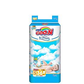 Tã dán Goo.n Premium S36 (4-8kg)