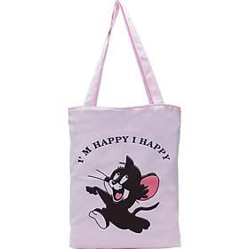 Túi Vải Đeo Vai Tote Bag Jerry XinhStore