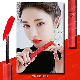 Son Kem Lì 3CE Velvet Lip Tint - Childlike
