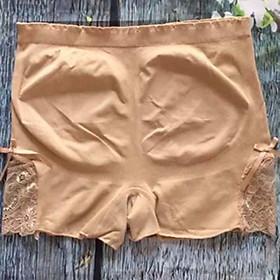 Quần mặc trong váy nâng mông