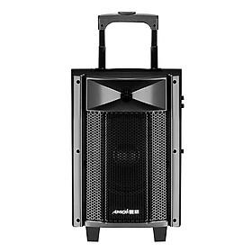 Hình đại diện sản phẩm Loa Bluetooth Hát Karaoke Xách Tay Di Động Amoi 830 + Tặng Kèm 1 Micrio
