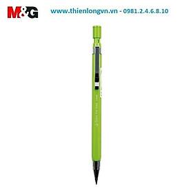 Bút chì kim M&G 2.0mm - AMP35671 thân màu xanh lá