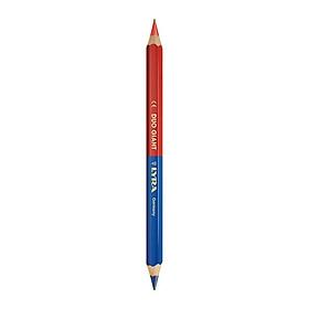 Bút Chì Hai Đầu Xanh Đỏ Lyra Duo Giant
