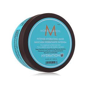 Dầu Hấp Tóc Dưỡng Ẩm Moroccanoil Intense Hydrating Mask 500ml - Hàng Chính Hãng