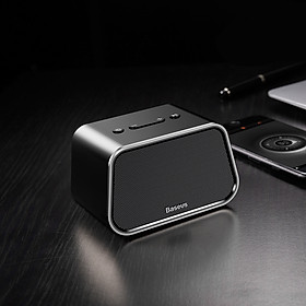 Loa Bluetooth Mini đa năng Baseus Encok E02 hỗ trợ TF Card, USB, AUX nghe nhạc lên đến 10 giờ - hàng nhập khẩu