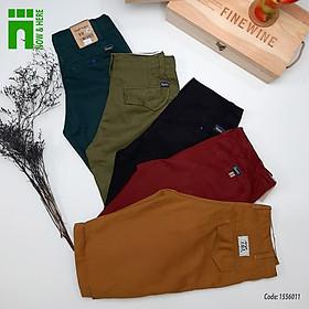 Quần short nam cho người từ 45kg - 80kg, quần short kaki nhiều màu - NH Shop