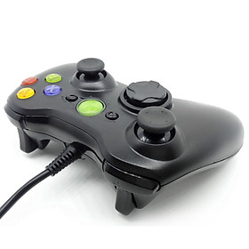 USB Game Pad Controller Gamepads For Microsoft Xbox 360 Console For PC Windows New USB Game Pad Controller