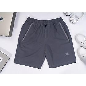 Quần short thể thao nam cao cấp thiết kế tinh tế sang trọng, không co, không nhăn khi giặt, có 3 màu lựa chọn, dành cho nam, đủ size