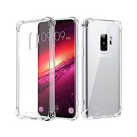 Ốp Lưng Dẻo Chống Sốc Phát Sáng Cho Samsung Galaxy S9 (Trong Suốt) - Hàng nhập khẩu