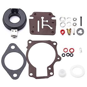 Carb Repair Kit Johnson/Evinrude Carburetor 396701 20/25/28/30/40/45/48/50/60/70