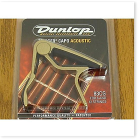 CAPO Đàn Guitar Dunlop Trigger Curved 83CG