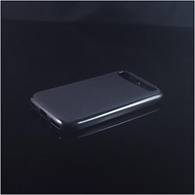 Ốp Lưng Blackberry Classic Q20 Dẻo Màu Đen