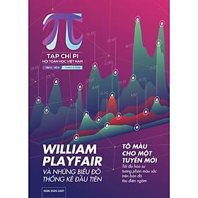 Tạp Chí Pi - Tập 3, Số 9 (Tháng 9/2019)
