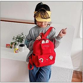 Balo họa tiết hoạt hình, thời trang, xinh xắn Hàn Quốc cho bé mẫu giáo, nhà trẻ F63