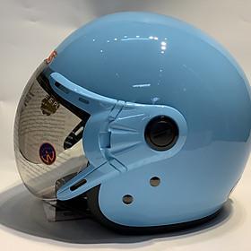 Mũ Bảo Hiểm Có Kính  GRS A368K