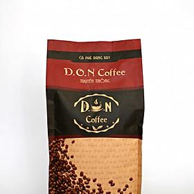 Cà Phê Bột D.O.N Coffee Truyền Thống 1Kg